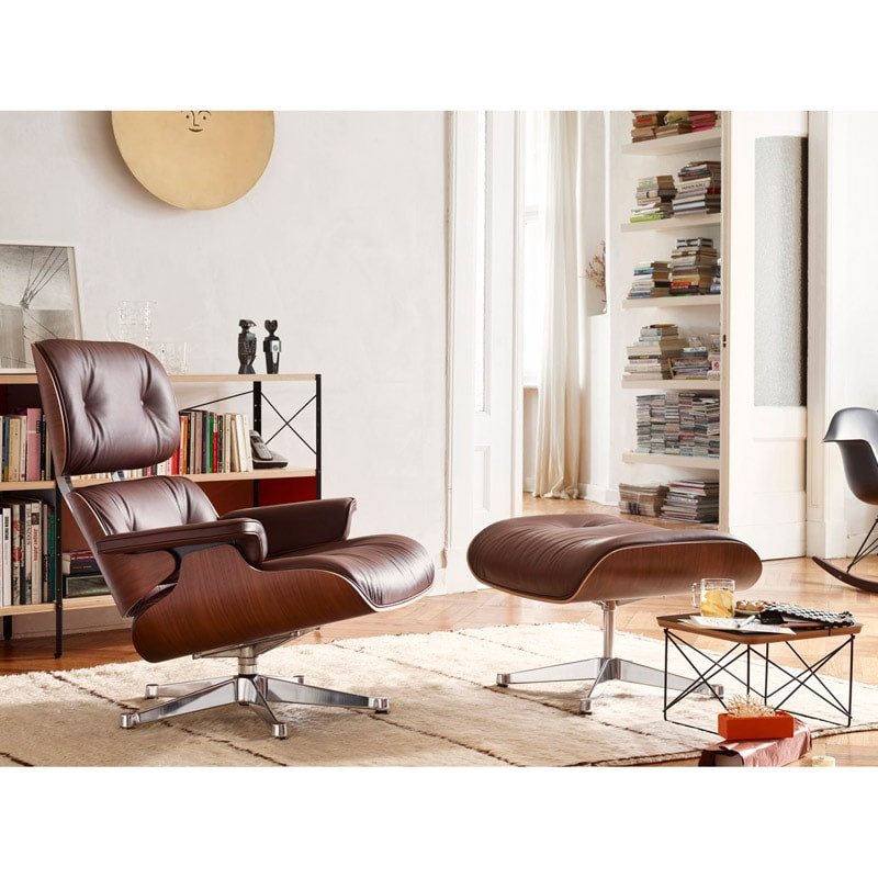 Eames Stoel Lounge.Vitra Eames Lounge Chair Relaxfauteuil