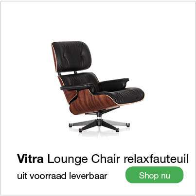 Vitra Eames Lounge Chair relaxfauteuil