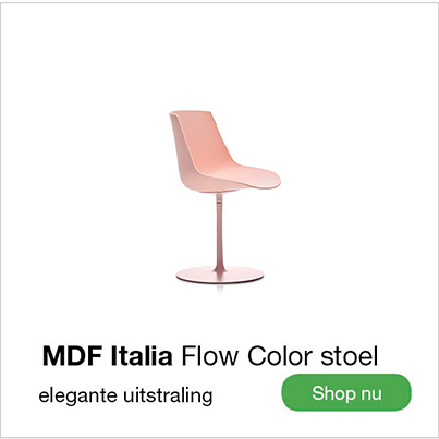 MDF Italia Flow Color stoel