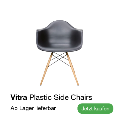 Vitra Plastic Side Chairs
