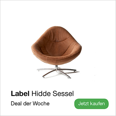 Label Hidde Sessel Yak | Deal der Woche