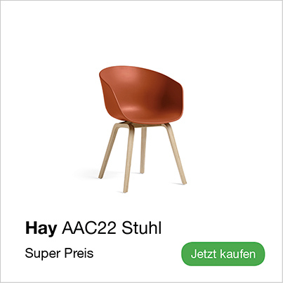 HAY About A Chair AAC22 Stuhl Kunststoffschale