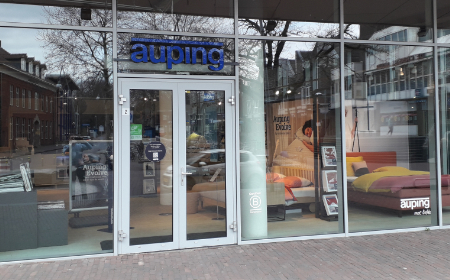Auping Store Ede